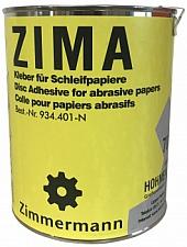 ZIMA-Schleifscheibenkleber, rot