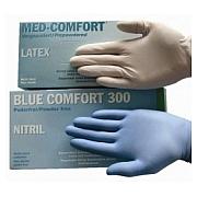 Einweghandschuhe aus Latex, Vinyl, Nitril oder PE