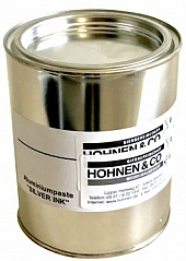Aluminium-Paste Silber-Ink T 1005
