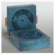 Kleber und Spachtel für Modell-u. Werkzeugplatten