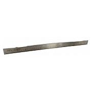 Werkstätten-Stahlmaßstäbe mit mm-Teilung