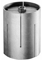 Aluminium-Schleifwalzen